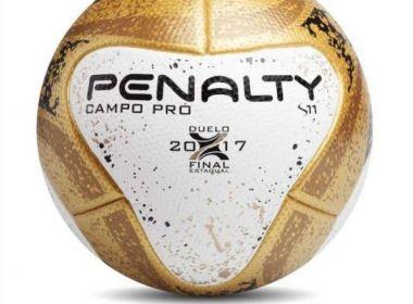 Federação Bahiana apresenta bola da final do Campeonato Baiano