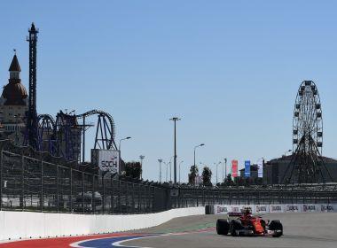 Ferrari supera Mercedes e lidera primeiro dia de treinos