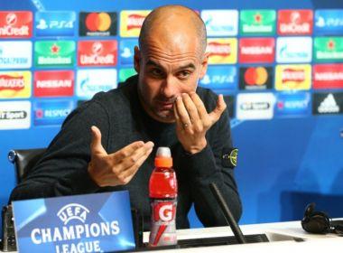 Jornal coloca Pep Guardiola como melhor técnico do mundo