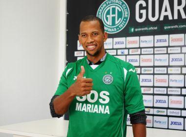 Fluminense de Feira anuncia zagueiro Lucas Bahia e atacante Jean Lucas