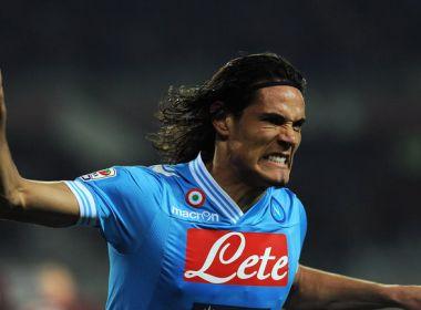 Artilheiro do PSG, Cavani revela desejo de voltar ao Napoli antes de se aposentar