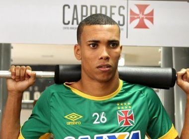 Presidente do Vasco veta empréstimo de lateral ex-Bahia ao Botafogo