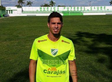 Fluminense de Feira anuncia contratação do meia Katê, ex-Murici-AL