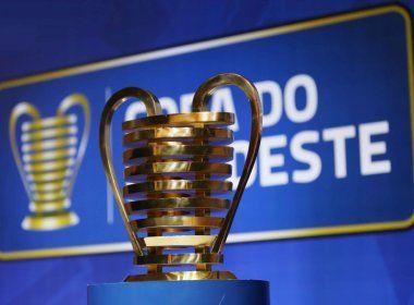 CBF confirma fase preliminar da Copa do Nordeste de 2018 para maio deste ano