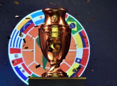 Modelo da Copa América com seleções de outros continentes ganha força