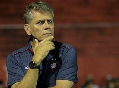 Atlético-PR sofre com desfalques para duelo contra o Bahia