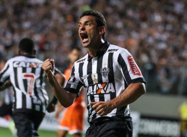 Após empate do Atlético-MG, Fred põe Flamengo como favorito ao títuoo
