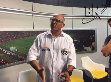 Eduardo Bahia é demitido do comando do PFC Cajazeiras