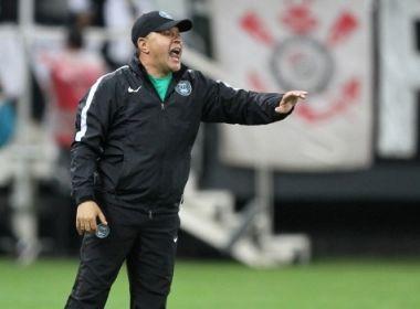 Após goleada, Pachequinho pede cautela: 'Não podemos achar que está tudo perfeito'