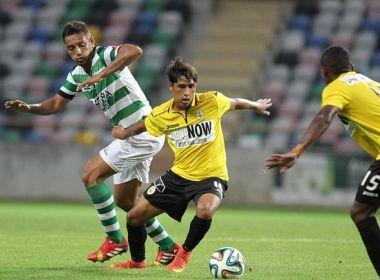 Juazeirense anuncia contratação volante Anderson Mello, ex-Bahia