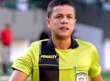 CBF divulga arbitragens das partidas dos times baianos na Série D; confira