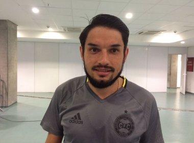 Tiago Real analisa triunfo sobre o Vitória: 'Um resultado muito importante'