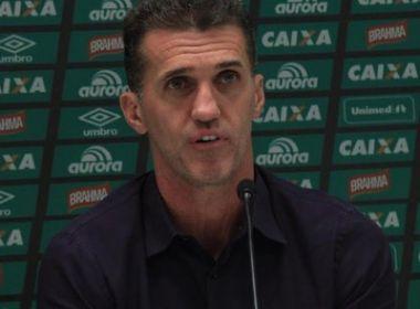 'A liderança é momentânea', avisa Mancini com primeira colocação da Chapecoense