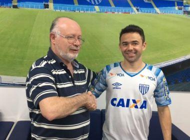 'Chego no Avaí com muita vontade e determinação', diz o novo reforço Juan