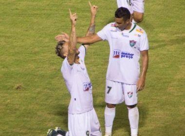 Após duas rodadas, Fluminense de Feira tem segunda melhor campanha da Série D