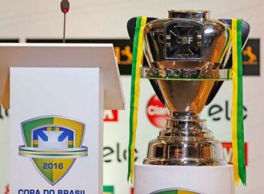 CBF define os confrontos das quartas de final da Copa do Brasil; confira