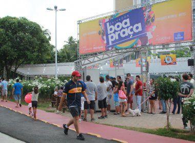 'Boa Praça' terá aulas gratuitas de forró, FitDance e yoga