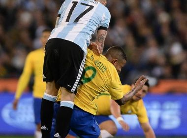 Por lesão no rosto, Gabriel Jesus é cortado de amistoso da Seleção Brasileira