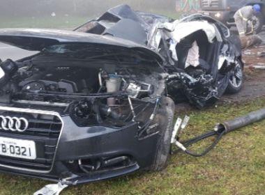Ex-jogador do Grêmio e Paraná morre aos 26 anos em acidente de carro em Curitiba