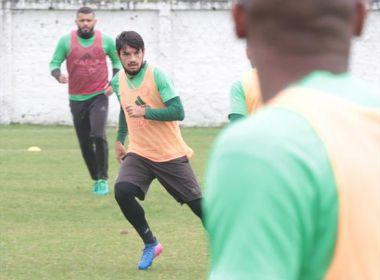 Coritiba terá retorno de volante, mas lateral será desfalque para jogo contra o Bahia