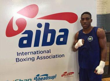 Baiano conquista vaga em Mundial de Boxe ao ser campeão das Américas