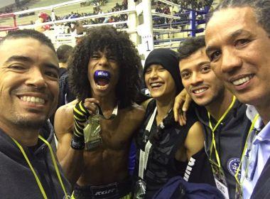 Bahia conquista 16 medalhas no Campeonato Brasileiro de Kickboxing