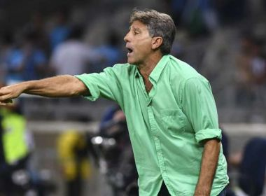 'Melhor jogo do Brasileirão', elege Renato Gaúcho após empate eletrizante do Grêmio