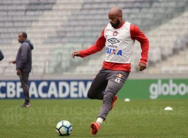 Atlético-PR terá duas baixas para encarar o Vitória no próximo domingo