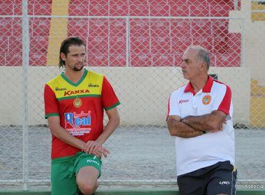 Júnior Gaúcho aparece na lista de relacionados da Juazeirense para encarar o Coruripe