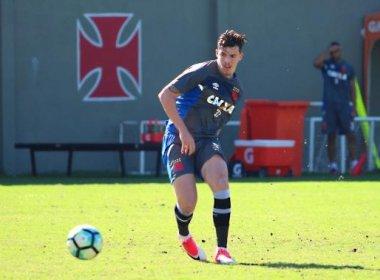 Após longa novela, Vasco anuncia contratação de Bruno Paulista