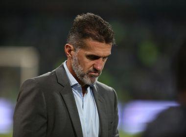Vagner Mancini é demitido da Chapecoense após cinco jogos sem vencer