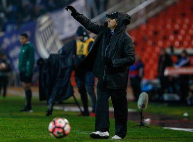 'Foram homens', elogia Renato Gaúcho sobre triunfo do Grêmio na Argentina