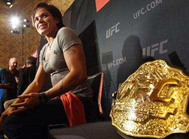 Defendendo o cinturão, Amanda Nunes quer tirar rótulo de 'menina que bateu em Ronda'