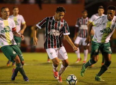 'A qualidade vai continuar alta', diz Scarpa sobre desfalque do Fluminense