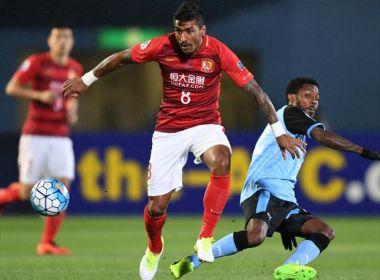 Guangzhou Evergrande rejeita proposta do Barcelona por Paulinho