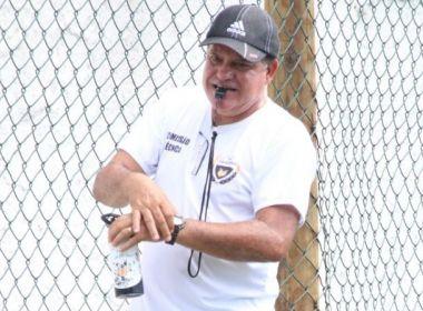 'Temos que acreditar na virada', diz Waguinho Dias sobre desvantagem na final