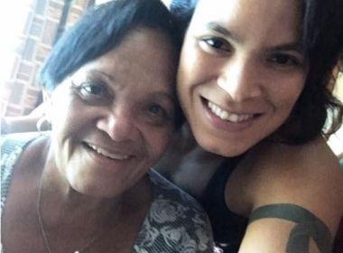 'Senta a porrada', aconselha Dona Ivete à filha Amanda Nunes para defender cinturão