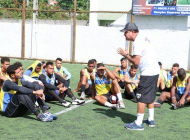 PFC-Cajazeiras: Waguinho Dias relaciona 20 jogadores para decisão contra o Jequié