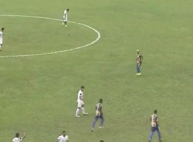 Jequié vence novamente e garante vaga na elite do futebol baiano em 2018