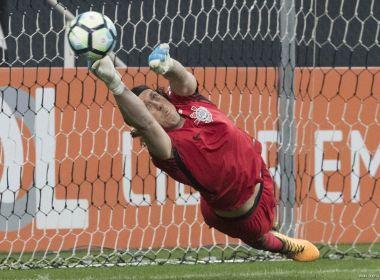 'Ser convocado ou não é com o professor Tite', diz Cássio sobre Seleção Brasileira