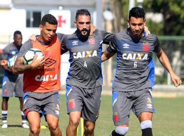 Escudero deve enfrentar o Vitória nesta quarta; Bruno Paulista é vetado por lesão