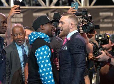 Bolsa de US$ 100 milhões para luta de boxe pode aposentar McGregor, diz Dana White