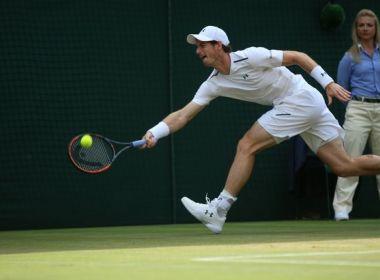 Murray é eliminado de Wimbledon por Querrey e pode perder a liderança do ranking