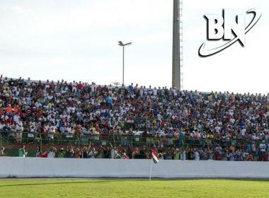 Fluminense de Feira x Campinense: Com promoção, venda de ingressos é iniciada