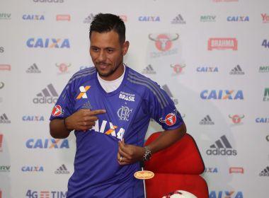 Diego Alves é apresentado no Flamengo e revela: 'Não gosto de pegar pênaltis'