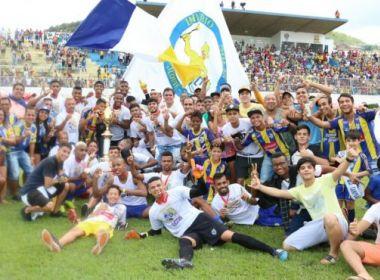 FBF inicia vistorias dos estádios para o Baianão 2018 pela casa do Jequié nesta sexta