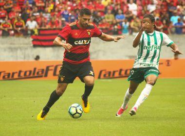 Diego Souza, André e Rithely recebem o terceiro amarelo e não enfrentam o Bahia