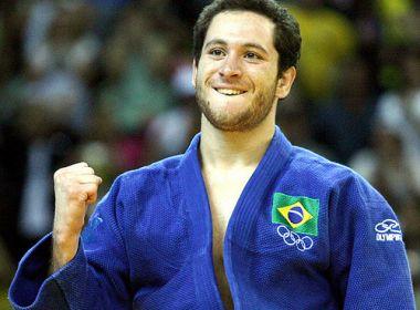 Judoca Tiago Camilo participará de evento no Shopping Paralela neste sábado