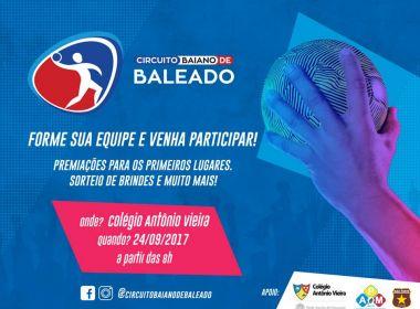 Circuito Baiano de Baleado acontece no dia 24 de setembro em Salvador