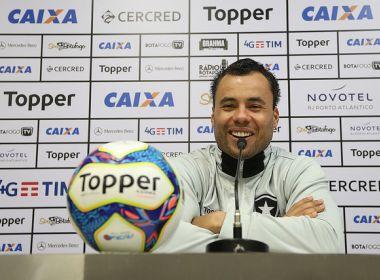 Jair Ventura exalta planejamento do Botafogo após classificação na Copa do Brasil